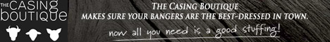 Fuelled on passion and a commitment to quality, The Casing Boutique produces smaller quantities of top-end natural sausage casings. We make sure your bangers are the best-dressed in town!